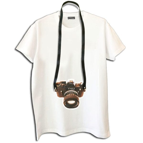 14u ρούχα αξεσουάρ μπλούζα ανδρικό γυναικείο unisex t shirt κεντημένο κρυσταλα swarovski πολυτελείας κάμερα στάμπα λογότυπο
