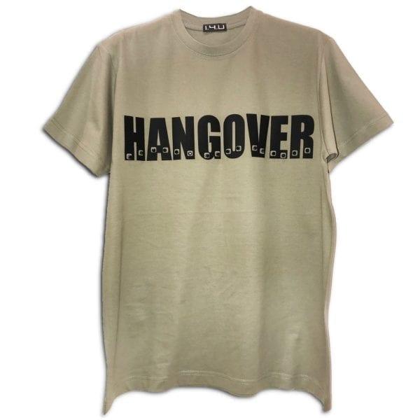 14u ρούχα αξασουάρ unisex άντρας γυναίκα hangover χειροποίητο t-shirt κεντημένο swarovski