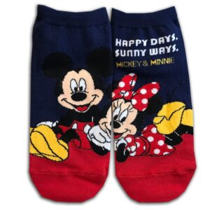 14u-clothes-accessories-socks-red-blue-looney-tunes-mickey-minnie-disney-sports-home-gym-ancle-school-girl-boys