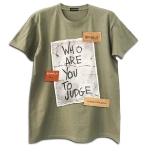 14u clothes accessories tshirt who are you to judge handmade blouse
