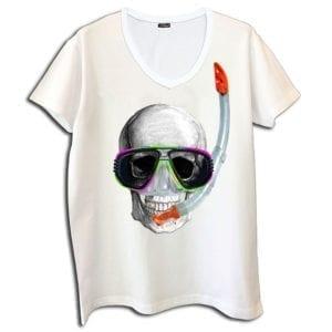 14u ρούχα αξεσουάρ μπλούζα ανδρικό γυναικείο unisex t shirt κεντημένο κρυσταλα swarovski πολυτελείας στάμπα ελέφαντας καλοκαιρινή νεκροκεφαλή αναπνευστήρας εκτύπωση λογότυπο
