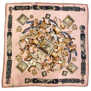 CVD.003 14u clothes accessories silk scarf