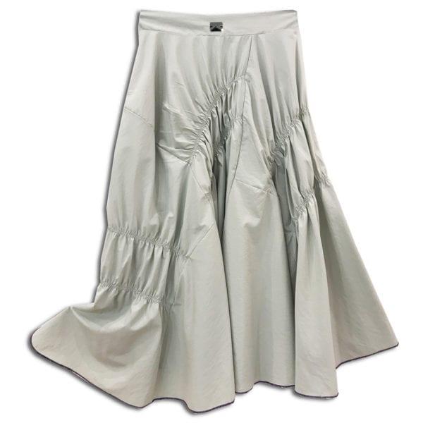 CVD.015 14u ρούχα αξεσουάρ χαρούμενη φούστα γυναικεία γυναίκα χειροποίητη άνοιξη καλοκαίρι
