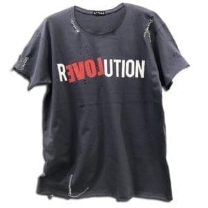 revolution 14u clothes accessories unisex tshirt handmade