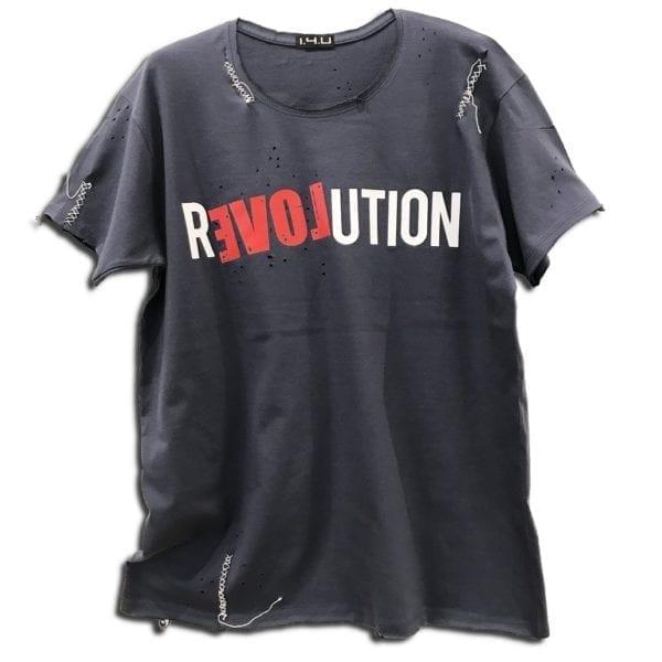 επαναστάτης 14u χειροποίητη μπλούζα για άντρες και γυναίκες επαναστάτης unisex t-shirt