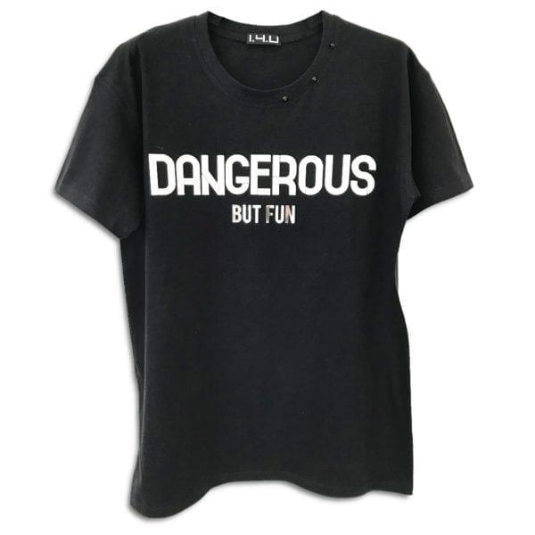 14u χειροποίητη μπλούζα κεντημένη Swarovski® για άντρες και γυναίκες unisex t-shirt
