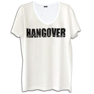 14u clothes accessories hangover tshirt handmade with afthentic swarovski crystalls stamp print