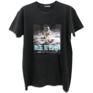 moon space neil armstrong 14u clothes accessories handmade tshirt stamp print tshirt