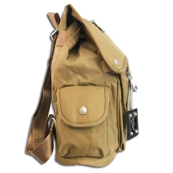 14u ρούχα εξεσουάρ Αδιάβροχη Τσάντα πλάτης από Βινύλιο Εξαιρετικής Ποιότητας.