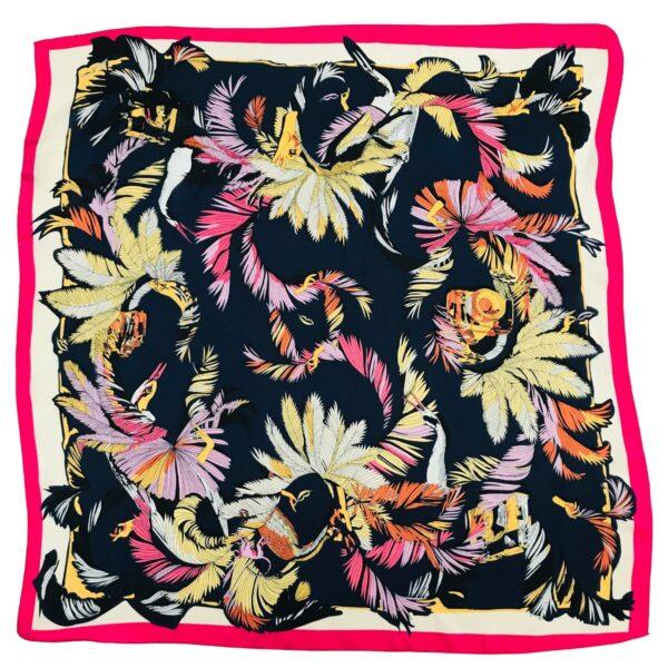 14u ελληνική εταιρεία ρούχων αξεσουαρ φουλάρι fashion εμπριμέ  άνοιξη καλοκαίρι θετική ενεργεια style γυναικείο γυναίκα υπέροχο όμορφο όλη μέρα νύχτα καθημερίνο αμπιγιέ designer