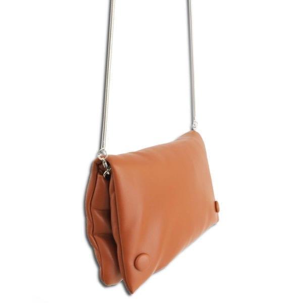CCR.045 ρούχα αξεσουάρ Σταυρωτό τσαντάκι, τσαντάκι μέσης και τσαντάκι φάκελος Εξαιρετική Ποιότητα PU Leather μοναδικό τρία σε ένα ποιοτικό fashion