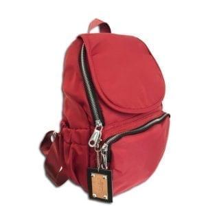 CCR.078B 114u ρούχα εξεσουάρ Αδιάβροχη Τσάντα πλάτης από Βινύλιο Εξαιρετικής Ποιότητας.