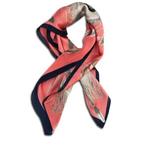 CRG.108A 14u Hellenic Greek Fashion Brand Colorful Modern stylish trendy scarf silk beautiful Luxury limited Style woman gift exclusive (3)
