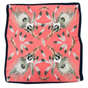 CRG.108A 14u Hellenic Greek Fashion Brand Colorful Modern stylish trendy scarf silk beautiful Luxury limited Style woman gift exclusive (5)
