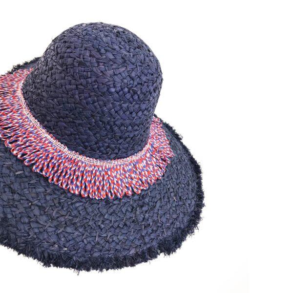 CRG.192E 65 14u Ελληνική Εταιρεία Ρούχων και αξεσουάρ καθημερινό ποιοτικό ψάθινο ηλιόλουστο αρτ μοναδικό υπέροχο καπέλο