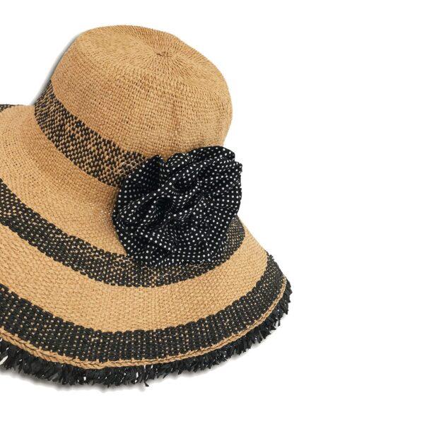 CRG.192G 59 14u Ελληνική Εταιρεία Ρούχων και αξεσουάρ καθημερινό ποιοτικό ψάθινο ηλιόλουστο αρτ μοναδικό υπέροχο καπέλο