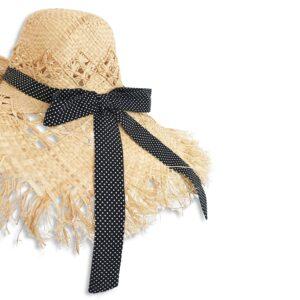 CRG.231 69 14u Ελληνική Εταιρεία Ρούχων και αξεσουάρ καθημερινό ποιοτικό ψάθινο ηλιόλουστο αρτ μοναδικό υπέροχο καπέλο