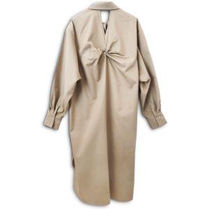 CVD.022 14U ελληνική εταιρεία ρούχων αξεσουαρ πουκαμίσα φόρεμα fashion μονόχρωμο άνοιξη καλοκαίρι θετική ενεργεια style γυναικείο γυναίκα υπέροχο όμορφο όλη μέρα νύχτα καθημερίνο αμπιγιέ designer ανοιχτή πλάτη