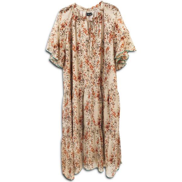 CVD.024B 14u ελληνική εταιρεία ρούχων αξεσουαρ φόρεμα fashion ρομαντικό Εμπριμέ Φόρεμα vintage άνοιξη καλοκαίρι θετική ενεργεια style γυναικείο γυναίκαυπέροχο όμορφο όλη μέρα νύχτα καθημερίνο αμπιγιέ designer