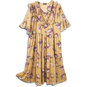 CVD.026A 14u clothes accessories hellenic greek brand dress fashion floral romantic cute spring summer flowers good vibes style ladies beautiful awesome all day all night formal informal vintage