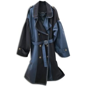 CVD.036 14U Clothes Accessories Hellenic Brand High Qualityoversized trench coat Limited Edition elevates it to another level Handmade exclusive lux luxurious (2)