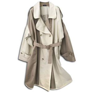 CVD.036 14U Clothes Accessories Hellenic Brand High Qualityoversized trench coat Limited Edition elevates it to another level Handmade exclusive lux luxurious