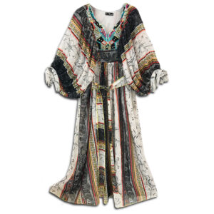 CRG.177C 14u clothes accessories hellenic greek brand colorful boho summer long Oversized beautiful kaftan Ethnic limited edition woman ecxlusive fashion luxury lux luxurius