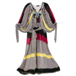 CRG.177E 14u clothes accessories hellenic greek brand colorful boho summer long Oversized beautiful kaftan Ethnic limited edition woman ecxlusive fashion luxury lux luxurius