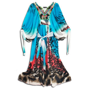 CRG.177G 14u clothes accessories hellenic greek brand colorful boho summer long Oversized beautiful kaftan Ethnic limited edition woman ecxlusive fashion luxury lux luxurius