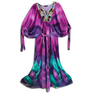 CRG.177M 14u clothes accessories hellenic greek brand colorful boho summer long Oversized beautiful kaftan Ethnic limited edition woman ecxlusive fashion luxury lux luxurius