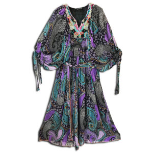 CRG.177N 14u clothes accessories hellenic greek brand colorful boho summer long Oversized beautiful kaftan Ethnic limited edition woman ecxlusive fashion luxury lux luxurius