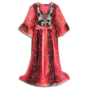 CRG.178F 14u clothes accessories hellenic greek brand colorful boho summer long Oversized beautiful kaftan Ethnic limited edition woman ecxlusive fashion luxury lux luxurius