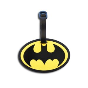 VRK.001B 14u Hellenic Fashion Brand Clothes Accessories colorful bag tags plastic durable smart cute gift great gift idea batman marvel hero