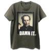 14u ελληνική εταιρεία ρούχων και αξεσουάρ χειροποίητη στάμπα μπλούζα για άντρες και γυναίκες sJack Nicholson