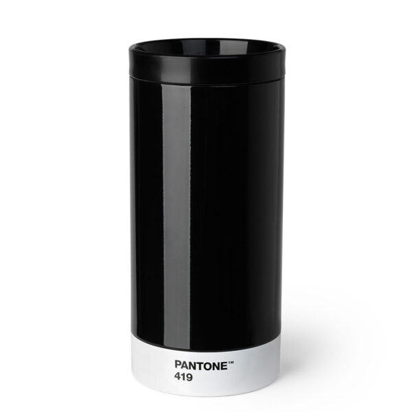 14U Greek Brand Clothes Accessories Gifts-101100419-pantone-to-go-cup-black-419