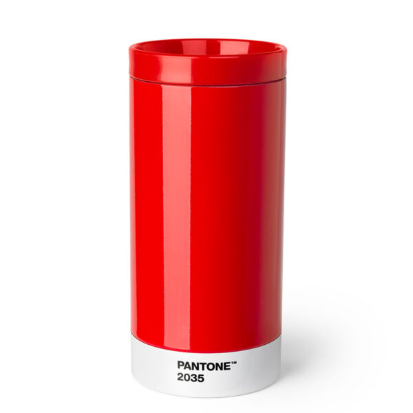 14U Greek Brand Clothes Accessories Gifts-101102035-pantone-to-go-cup-red-2035