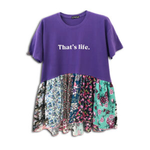 1.4.U Hellenic Greek Fashion Brand Clothes Accessories Handmade Floral Print Top Blouse Flowers 02