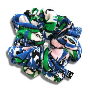 14U Greek fashion Brand Clothes Accessories Gifts handmade scrunchies cotton silk modern seventies (8)