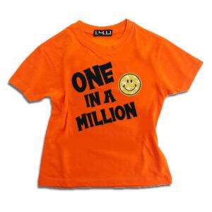 K258 14u-Ρούχα-Αξεσουάρ-unisex-παιδικά-αγόρια-κορίτσια-χειροποίητο-t-shirt-μοναδικό-art-One In A Million