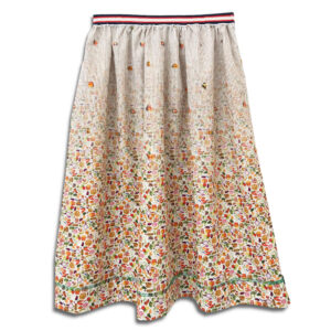 14u greek fashion brand clothes accessories handmade skirt print summer greece food foods print (2)