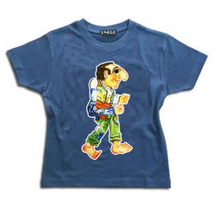 K024 Kαραγκιοζης 14u-Ρούχα-Αξεσουάρ-unisex-παιδικά-αγόρια-κορίτσια-χειροποίητο-t-shirt-μοναδικό-Λογότυπο-Εκτπύπωση-Στάμπα