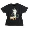 K130 wtf Robert Deniro 14u-Ρούχα-Αξεσουάρ-unisex-παιδικά-αγόρια-κορίτσια-χειροποίητο-t-shirt-μοναδικό
