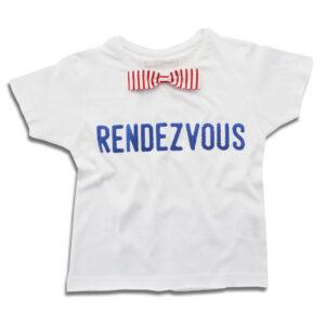 K158 rendezvous 14u-Ρούχα-Αξεσουάρ-unisex-παιδικά-αγόρια-κορίτσια-χειροποίητο-t-shirt-μοναδικό-Λογότυπο-Εκτπύπωση-Στάμπα