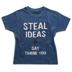 k061 14u-Ρούχα-Αξεσουάρ-unisex-παιδικά-αγόρια-κορίτσια-χειροποίητο-t-shirt-μοναδικό-art-steal-ideas-say-thank-you