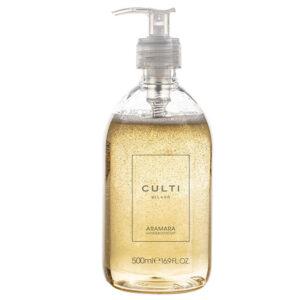 14U Ελληνική Εταιρεία Ρούχα Αξεσουάρ Δώρα Culti Milano Υγρό Σαπούνι για Χέρια & Σώμα ARAMARA 250ml