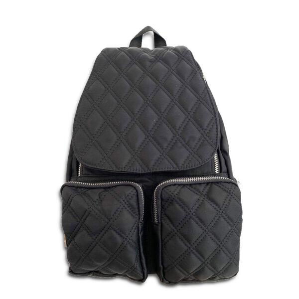 14u Ελληνική Εταιρεία Ρούχων Αξεσουάρ Άνετη Νάιλον Εξαιρετικής ποιότητας Unisex μοναδική καπιτονέ αδιάβροχη τσάντα πλατης