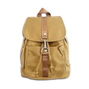 DST.B.1038 14u Ελληνική Εταιρεία Ρούχων Αξεσουάρ Άνετη Νάιλον Εξαιρετικής ποιότητας minimal αδιάβροχη τσάντα πλατης
