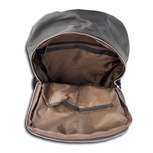14u Ελληνική Εταιρεία Ρούχων Αξεσουάρ Unisex Άνετη Νάιλον Εξαιρετικής ποιότητας minimal αδιάβροχη τσάντα πλατης