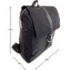 14u Ελληνική Εταιρεία Ρούχων Αξεσουάρ Άνετη Νάιλον Εξαιρετικής ποιότητας Unisex minimal μεγάλη αδιάβροχη τσάντα πλατης