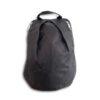 DST.B.1001 14u Ελληνική Εταιρεία Ρούχων Αξεσουάρ Άνετη Νάιλον Εξαιρετικής ποιότητας minimal αδιάβροχη τσάντα πλατης με πλαινά φερμουάρ